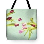 Eager For Spring Tote Bag by Priska Wettstein