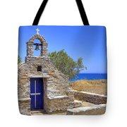 east coast Naxos Tote Bag by Joana Kruse