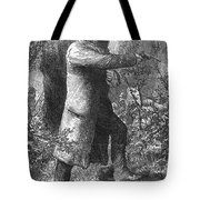 Edward (ned) Kelly Tote Bag by Granger