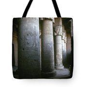 EGYPT: TEMPLE OF HATHOR Tote Bag by Granger