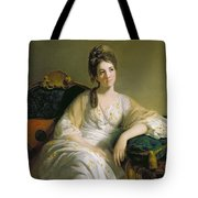 Eleanor Francis Grant - Of Arndilly Tote Bag by Tilly Kettle