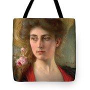 Elegante Tote Bag by Albert Lynch