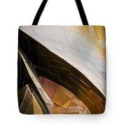 Emp Curves Tote Bag by Chris Dutton