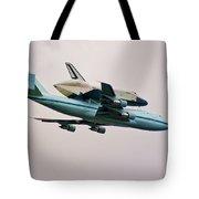 Enterprise 6 Tote Bag by S Paul Sahm