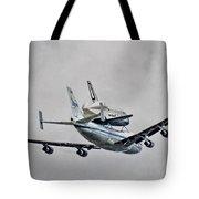 Enterprise 7 Tote Bag by S Paul Sahm