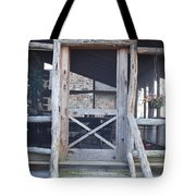 Entrance Way Tote Bag by Robert Margetts