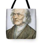 Ernst Heinrich Weber Tote Bag by Granger