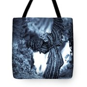 Eternally Doomed Tote Bag by Marc Garrido