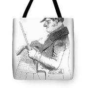 Exciseman, C1840 Tote Bag by Granger
