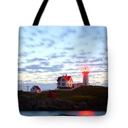 Exposing Daylight In Darkness Tote Bag by Rick  Blood