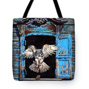 Fast Food Window Tote Bag by John Lautermilch