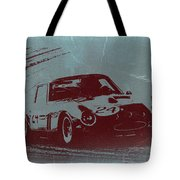 Ferrari Gto Tote Bag by Naxart Studio