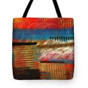 Finding My Way Tote Bag by Angela L Walker