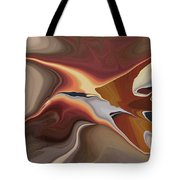 Finding Your Way Tote Bag by Deborah Benoit