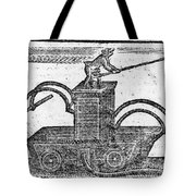Fire Engine, 1769 Tote Bag by Granger