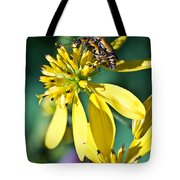 Firefly Fornication 2 Tote Bag by Douglas Barnett