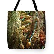 Fishing Nets Tote Bag by Joana Kruse