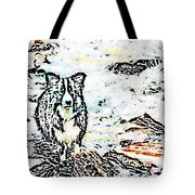 Fizz In The Blend  Tote Bag by Vicky  Hutton