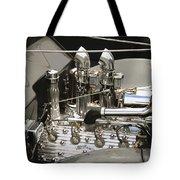 Flathead Ford Tote Bag by Steve McKinzie