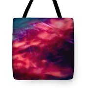 Flowers In The Wind Tote Bag by Skip Nall