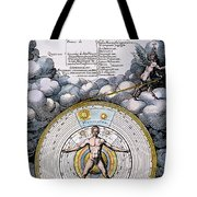 Fludd: Title-page, 1617 Tote Bag by Granger
