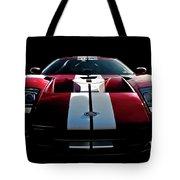 Ford Gt Tote Bag by Douglas Pittman