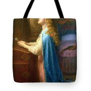 'forget Me Not' Tote Bag by Arthur Hughes