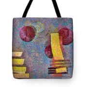 Formes - 08a Tote Bag by Variance Collections