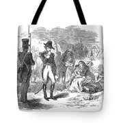 Fort Detroit: Surrender Tote Bag by Granger