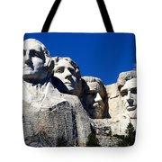 Fortitude In America Tote Bag by Karen Wiles