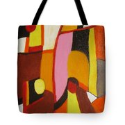 Four Women Tote Bag by Nedunseralathan R