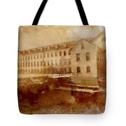 Fox River Mills Tote Bag by Joel Witmeyer
