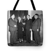 Frances P. Bolton (1885-1977) Tote Bag by Granger