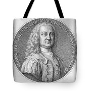 Francis Hutcheson Tote Bag by Granger