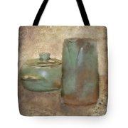 Frankhoma Pottery Tote Bag by Betty LaRue