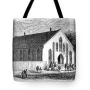 FREEDMEN SCHOOL, 1867 Tote Bag by Granger