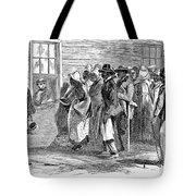 Freedmens Bureau, 1866 Tote Bag by Granger