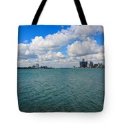 From Belle Isle With Love Tote Bag by Robin Konarz