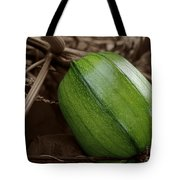 From Green To Orange Tote Bag by Luke Moore
