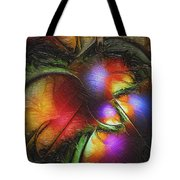 Fruit Of The Forest Tote Bag by Amanda Moore