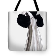 Fur Coat Tote Bag by Mel Thompson