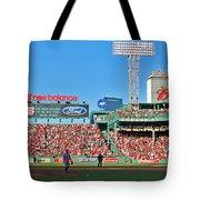 Game Day Tote Bag by Joann Vitali