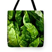 Garden Fresh Tote Bag by Susan Herber