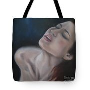 Gasp Tote Bag by Jindra Noewi