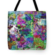 Geometrix  Tote Bag by Debbie Portwood