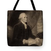 George Washington, 1st American Tote Bag by Photo Researchers