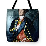 George Washington, Virginia Colonel Tote Bag by Photo Researchers, Inc.