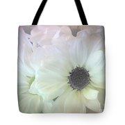Gerbera Softness       Tote Bag by Kaye Menner