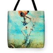 Giovanni Borelli Underwater Tote Bag by Science Source