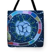 Giving Life Tote Bag by Pat Saunders-White